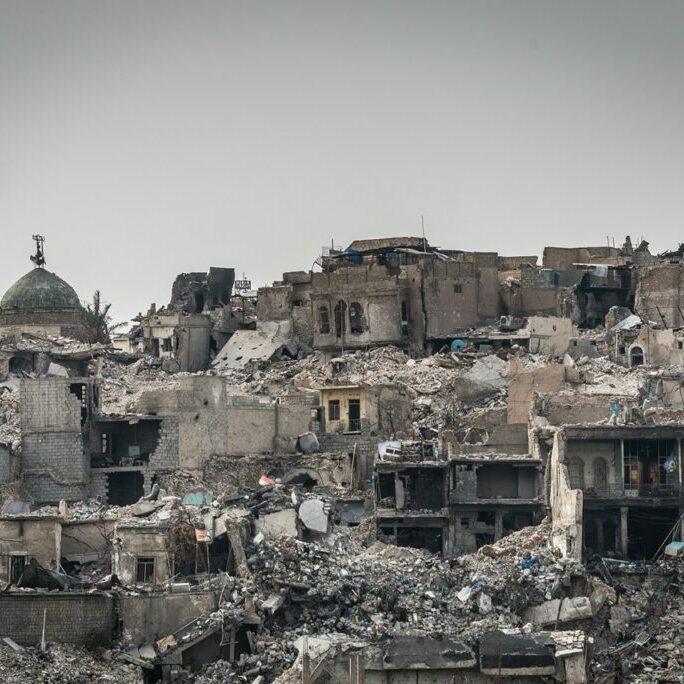 Photo: Claire Thomas/UNDP Iraq